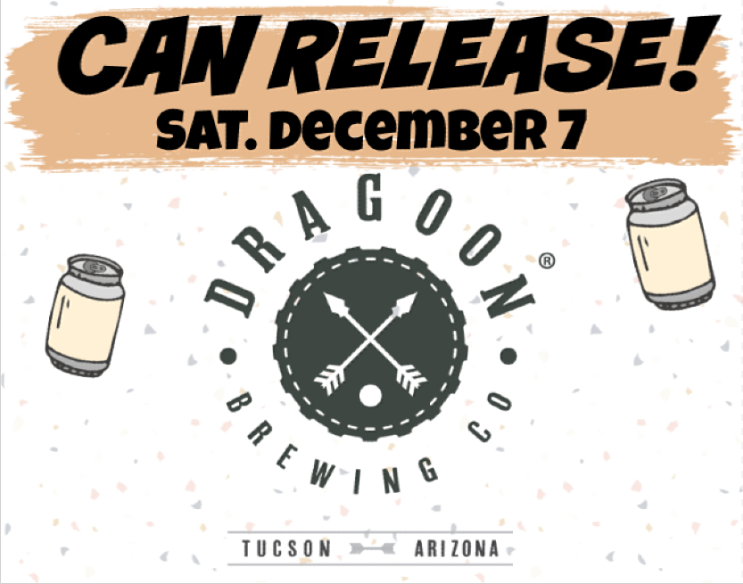 Dragoon Brewing Double Can Release!