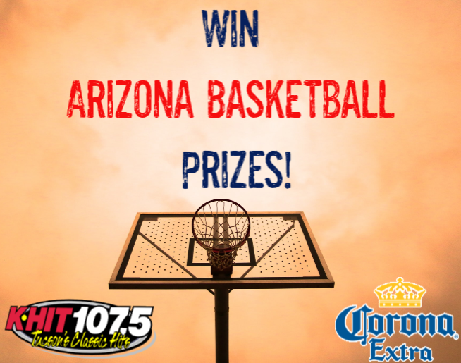 Win AZ Basketball Tickets with Corona!