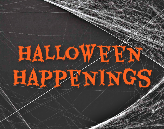 2020 Halloween Happenings