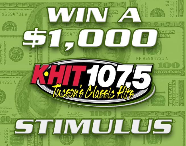 $1,000 K-HIT Stimulus
