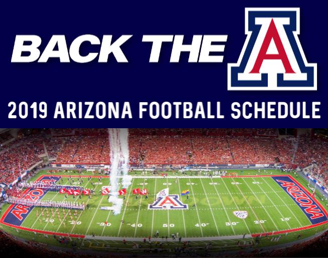 2019 Arizona Football