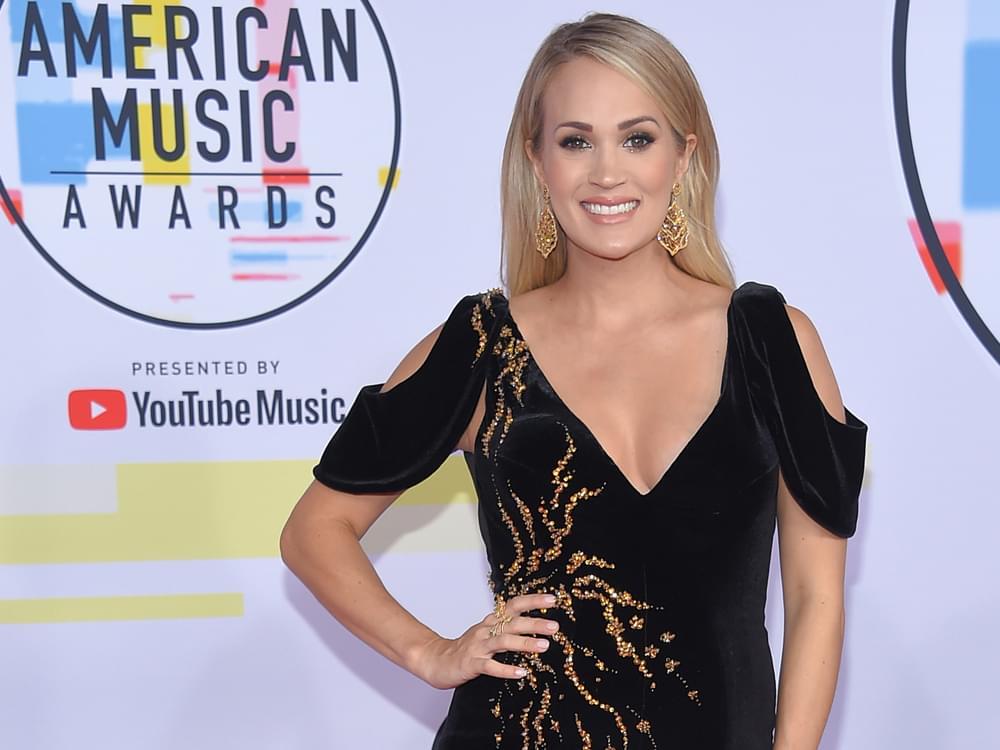 Dan + Shay, Luke Combs, Carrie Underwood & More Earn Multiple American Music Awards Nominations