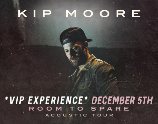 Kip Moore VIP Experience