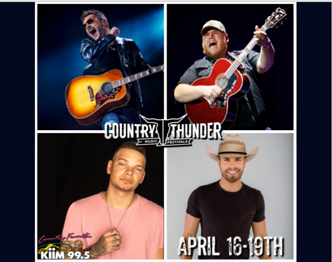 Country Thunder 2020 – LINEUP Announcement!