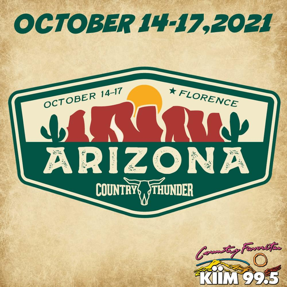 NEW DATES 10/14-10/17: Country Thunder