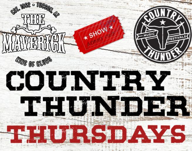 Country Thunder Thursdays at The Maverick