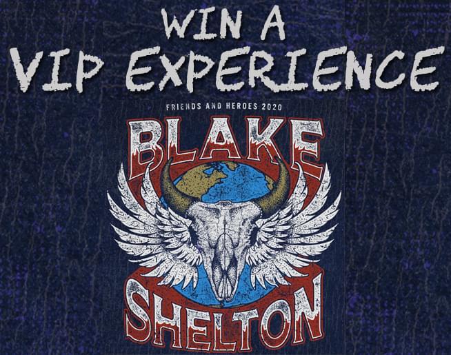 Blake Shelton VIP Experience!