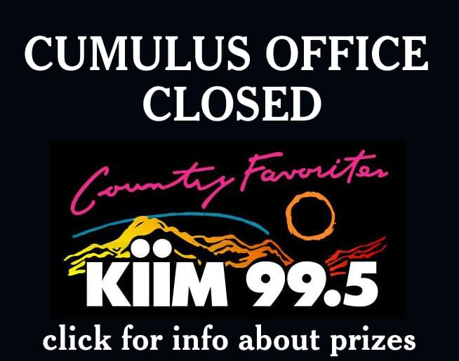 Cumulus Office Closed