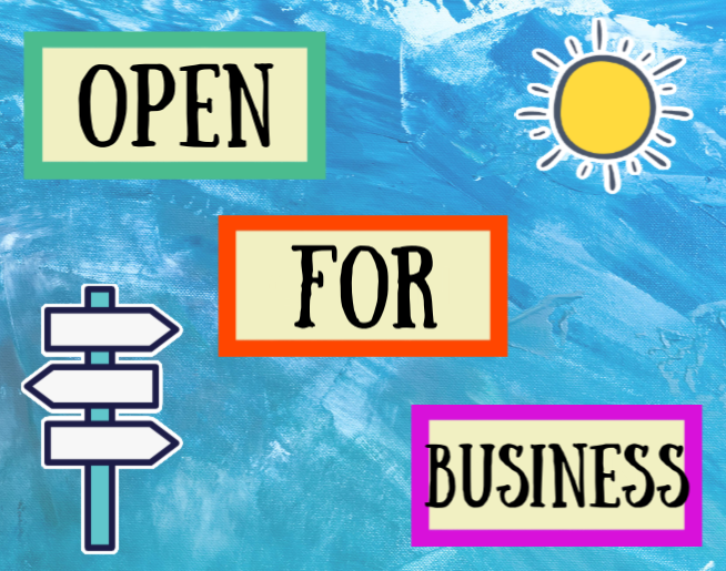 Open for Business in Tucson