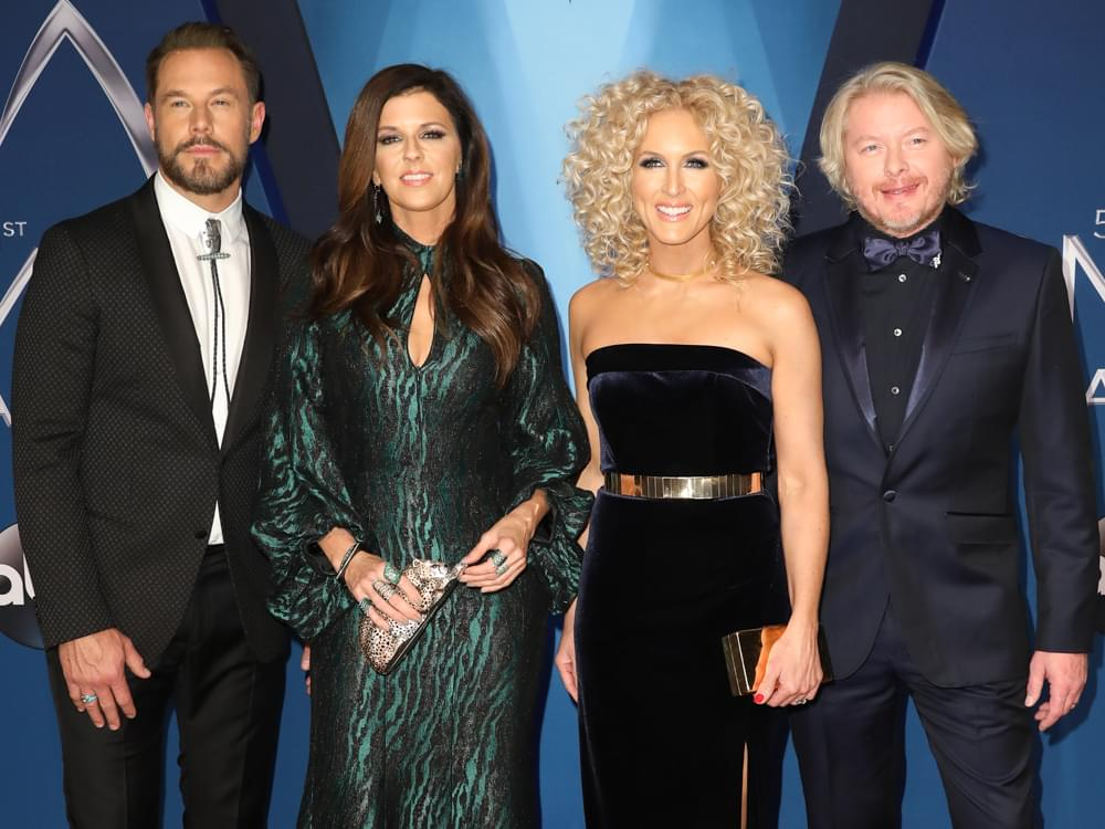 "Watch Little Big Town Perform ""A Spoonful of Sugar"" on ABC's ""Disney Family Singalong"""