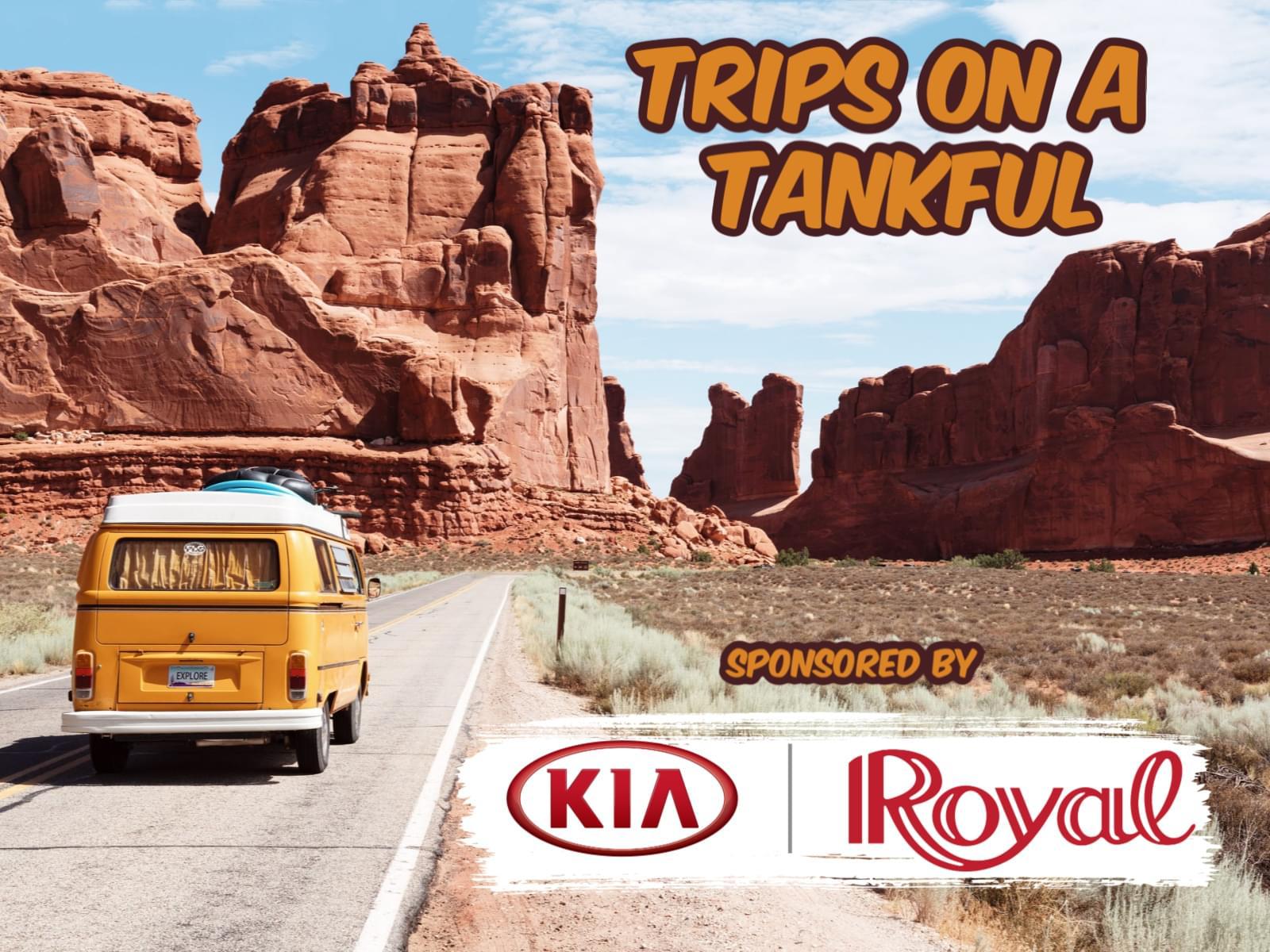 Trips on a Tankful