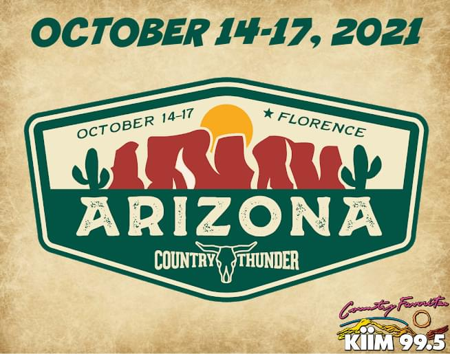 Country Thunder 2021: October 14-17