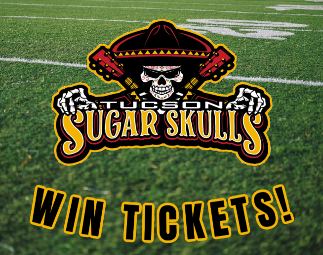 Win Tickets to a Sugar Skulls Game