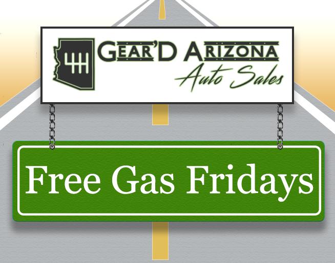 Free Gas Fridays!