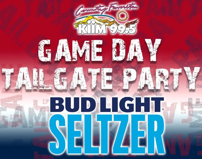Bud Light Seltzer Tailgate Parties