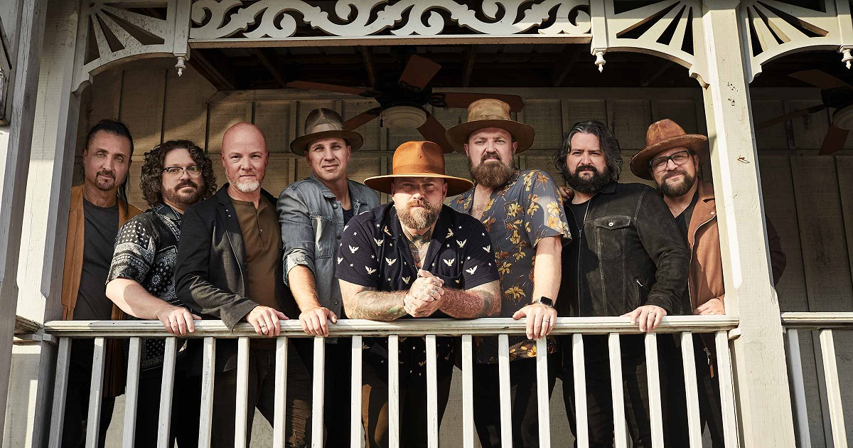 Zac Brown Band's Album, The Comeback, is Available Now