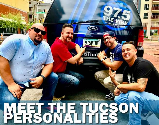 97-5 The Vibe | Meet Our Local Personalities