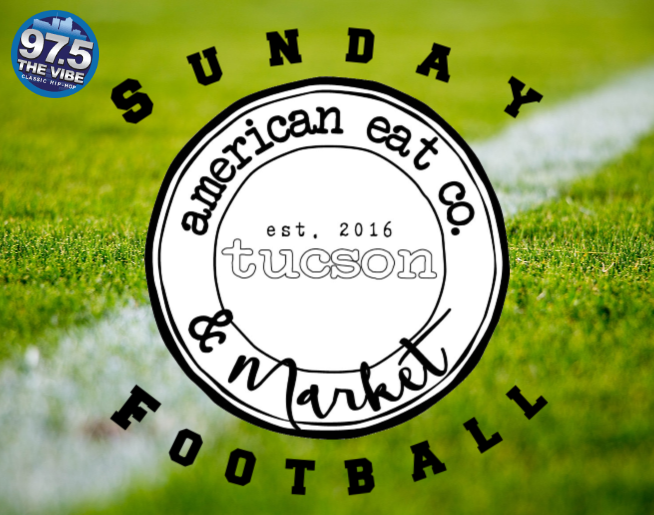 Sunday Football at American Eat Company!