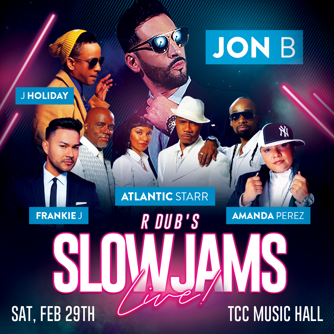 2/29/2020 – Slow Jams LIVE