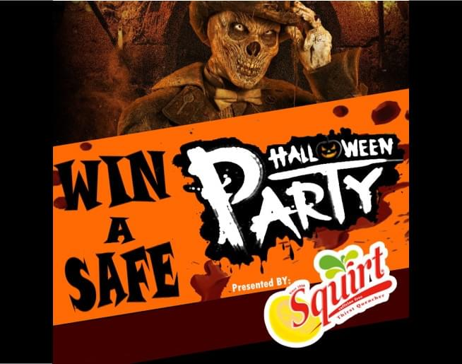Win a Safe Halloween Party!