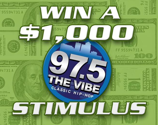 $1,000 Vibe Stimulus!