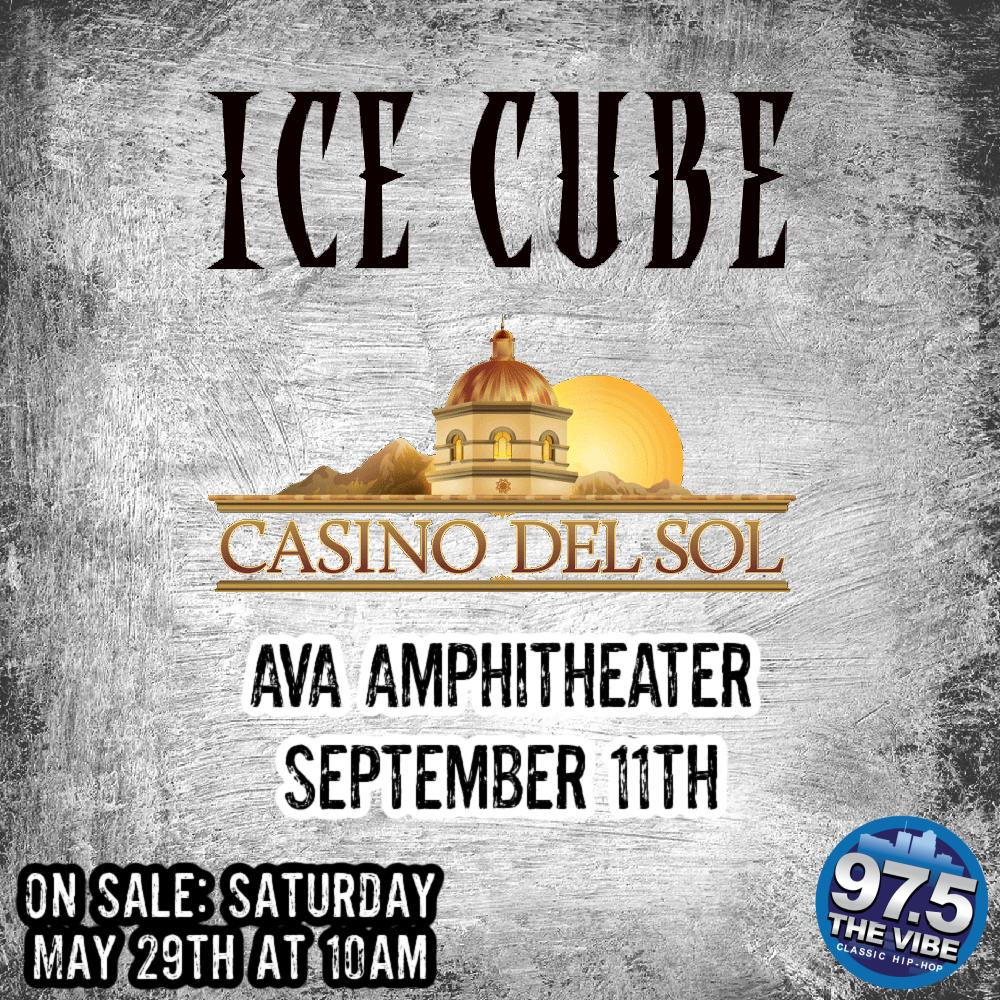 9/11: Ice Cube at AVA Amphitheater