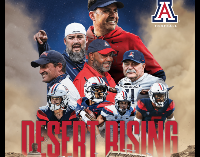 2021 Arizona Football Schedule