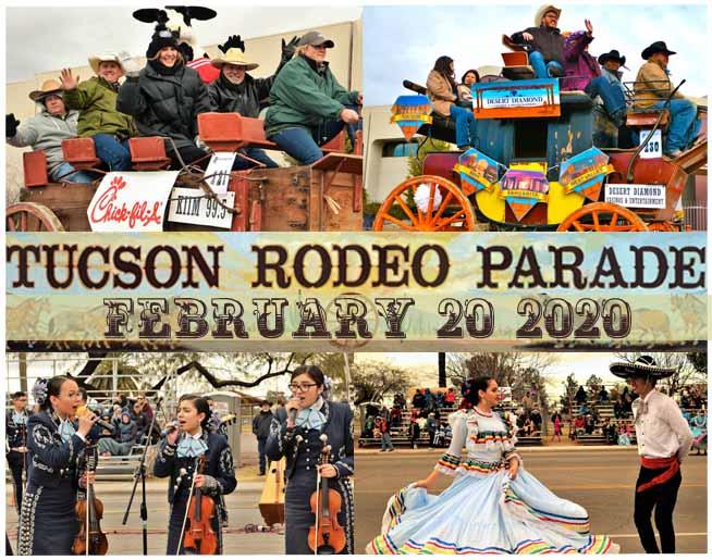 Tucson Rodeo Parade & Parade Museum