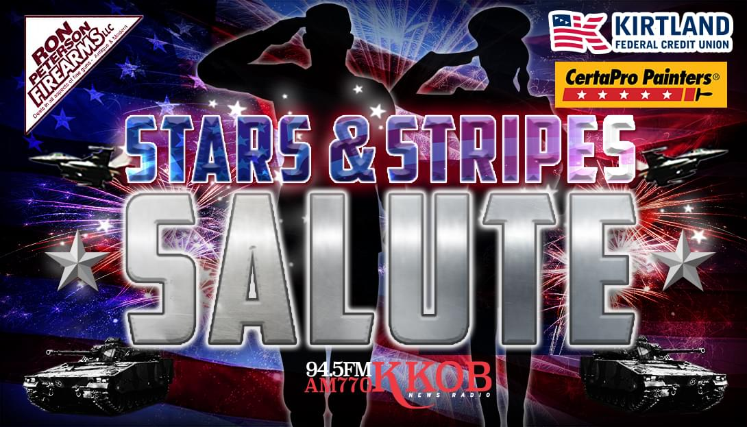Stars & Stripes Salute