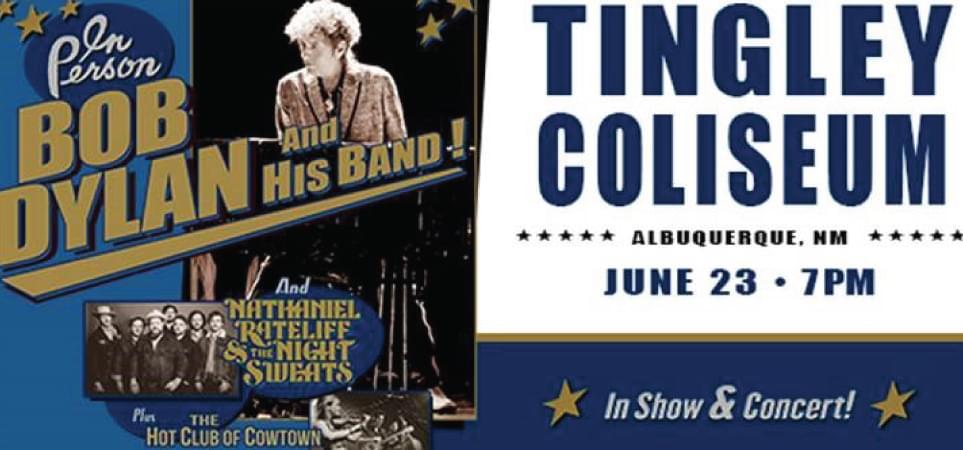 Bob Dylan & His Band!