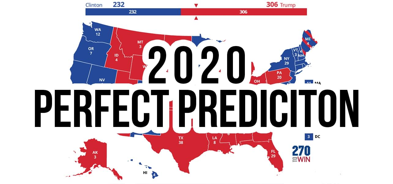 2020 Perfect Prediction – Official Rules