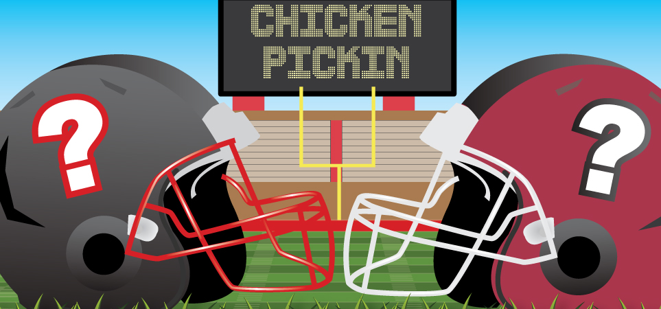 Chicken Pickin – Official Rules