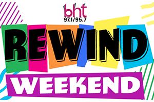 Rewind Weekend