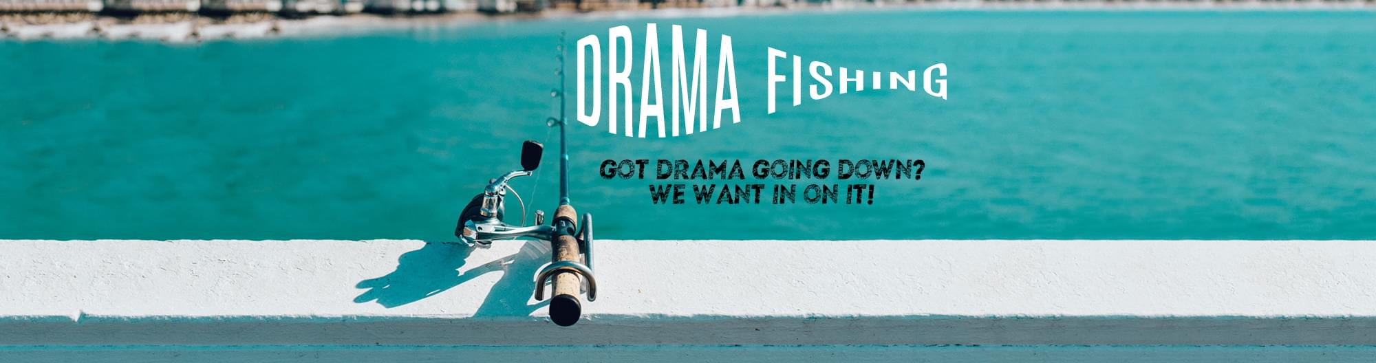 DRAMA FISHING: SHE WANTS TO ASK OUT HER FORMER BOSS