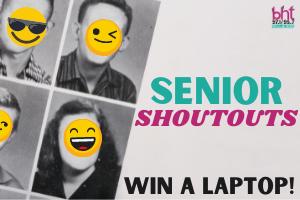 Senior Shoutouts
