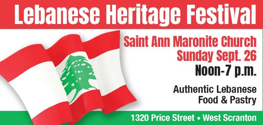 Lebanese Heritage Festival