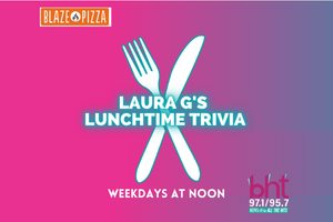 Laura G's Lunchtime Trivia