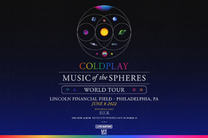 Win COLDPLAY – Music of the Spheres World Tour Tickets!