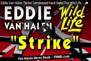 Lost Eddie Van Halen Music