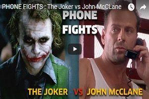 John McClane vs The Joker NSFW