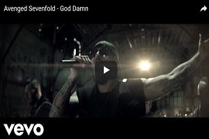 A7X God Damn Video