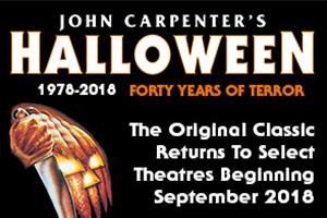 Halloween 40th Anniversary