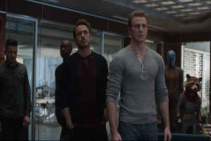 Avengers Special Look Trailer!