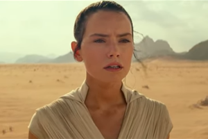 First Look: Star Wars 'The Rise of Skywalker' Teaser Trailer