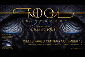 TOOL: In Concert