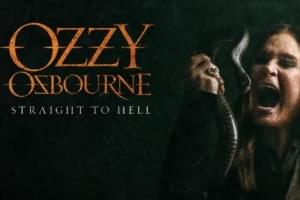 Ozzy Osbourne drops 'Straight to Hell' featuring Slash
