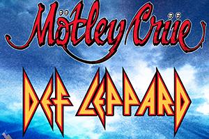 Mötley Crüe & Def Leppard