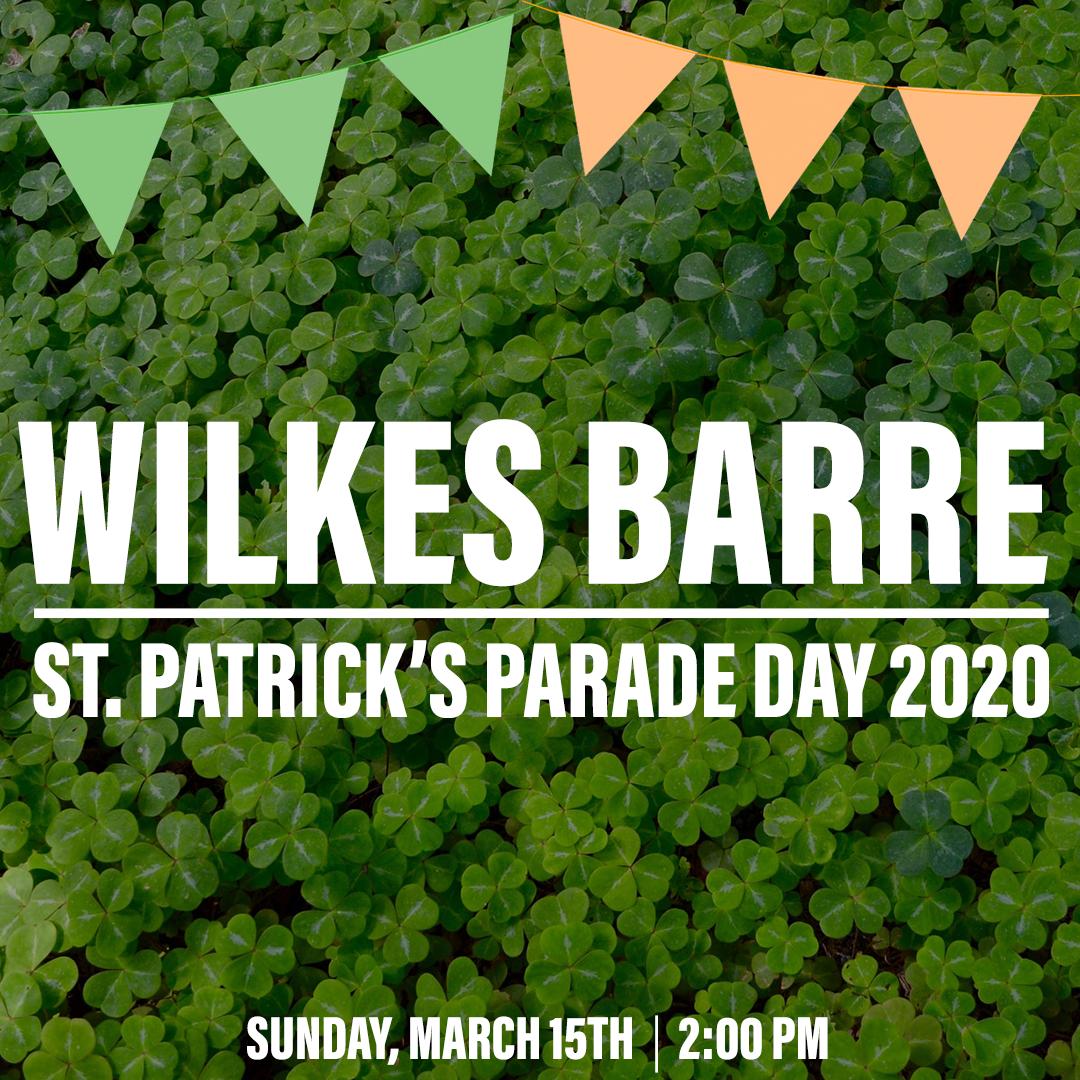Wilkes Barre St. Patrick's Parade