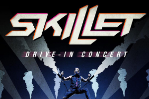 Skillet at the Drive-In