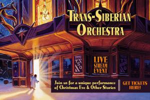 Trans-Siberian Orchestra Livestream